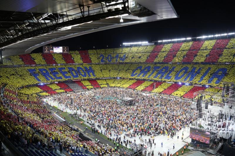 Laburrean: Kataluniako Askatasunaren Kontzertua