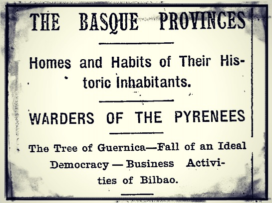 basque provinces