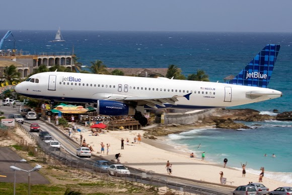 Maho Beach, Sint Maarten 2