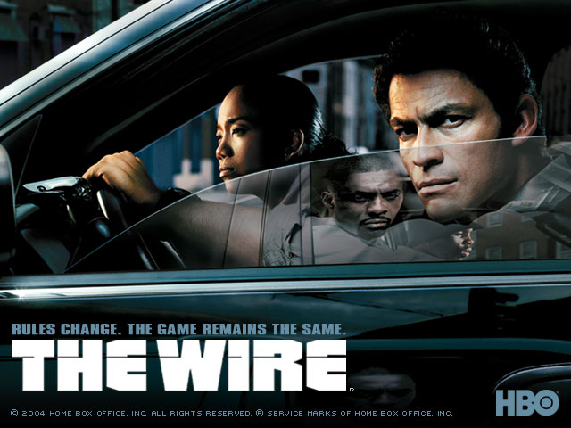 The wire eta Breaking bad