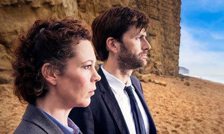 The broadchurch detectives
