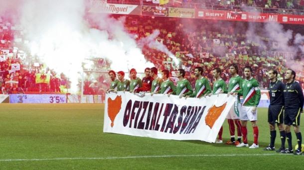 Euskal Selekzioak Peruren aurka jokatuko du gabonetako futbol partida