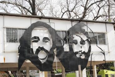 Argentinaren historia brigadisten begietatik