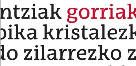 gorriak