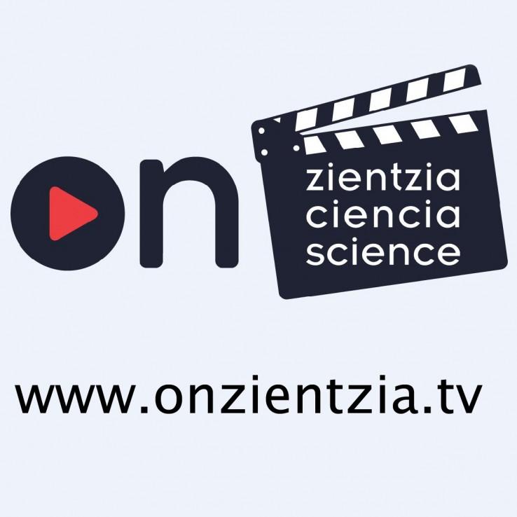 on zientzia logoa