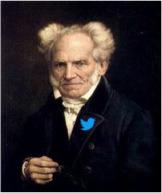 schopenhauer-eta-twitter-artean
