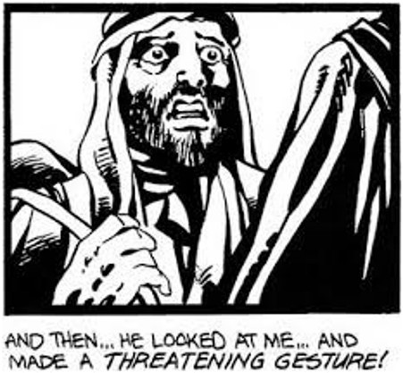 "Komikia, Tim Sale, ""Appointment in Samarra"""