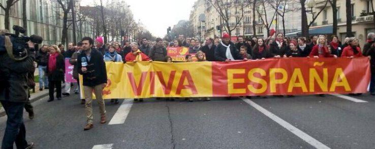 Espainia erreakzioaren eredua Europan