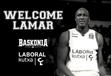 welcomeLamar_Baskonia