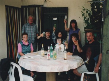 Erbina Zubillaga familia