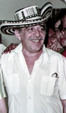 Gabriel Garcia Marquezen 15 aipu