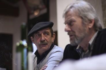 "Bernard Sansebastian ""Beñat"" eta Philippe Lassalle Astis ""Filipo"""