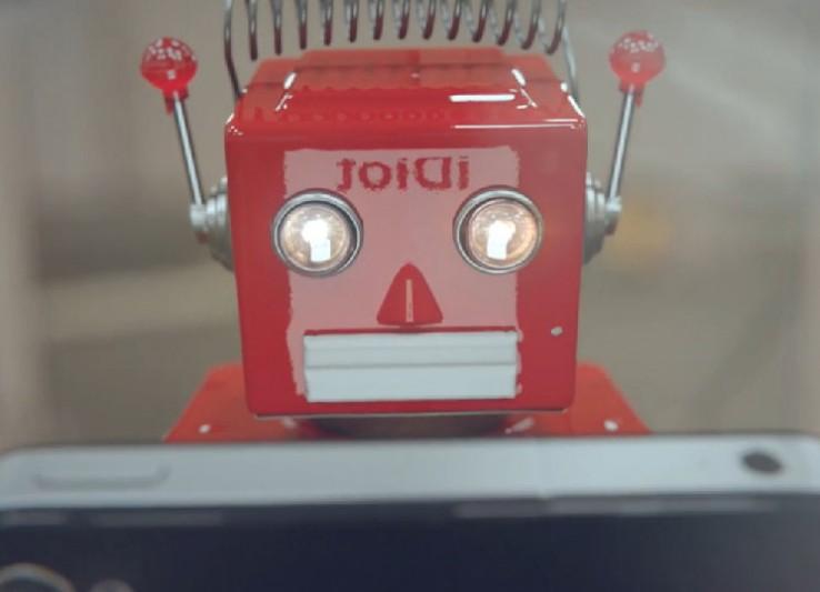 iDiots, robotak gure ispilu