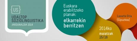 Udaltop Soziolinguistika Jardunaldia