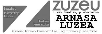 ArnasaLuzea (AL) crowdfunding plataforma
