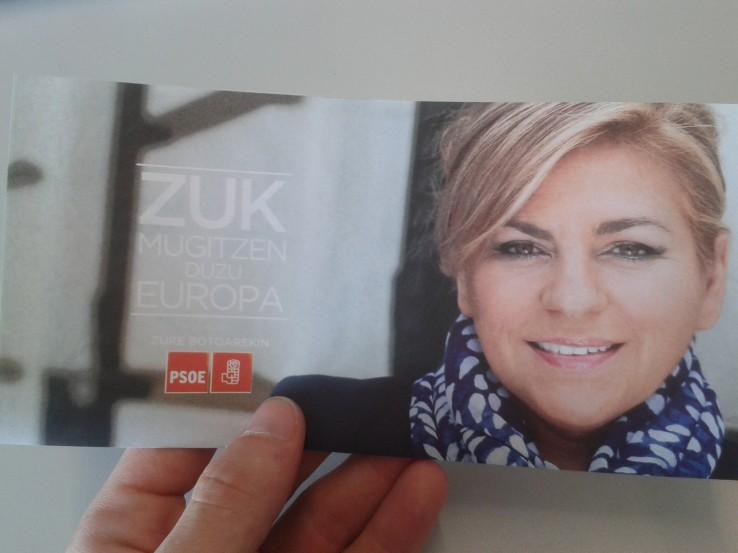 Postontzia epaituz: PSOE