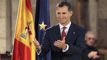Felipe VI.ari intsumisioa