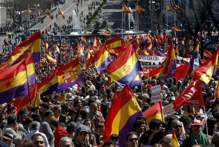 Nazioarteko hedabideetan erreferenduma eta Letizia Ortiz