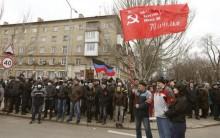 Lugansk komunistak