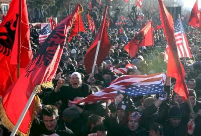 CELEBRACIÓN INDEPENDENCIA DE KOSOVO