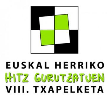 Euskal Herriko hitz gurutzatuen VIII. txapelketa