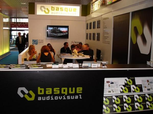 Basque Audiovisual Canneseko Mipcom merkatuan
