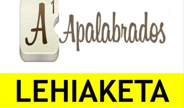 APALABRADOS LEHIAKETA