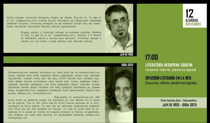 Liburutekia 2014: Kulturan teknologi berrien erabileraren gakoak