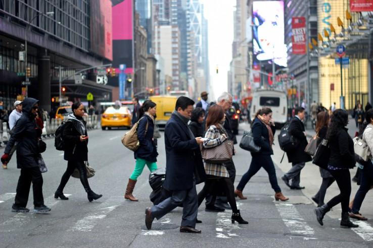 New Yorken larruazalak