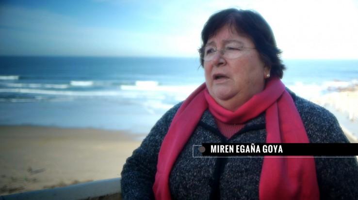 Miren Egaña