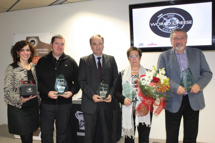 Donostia World Cheese Awards