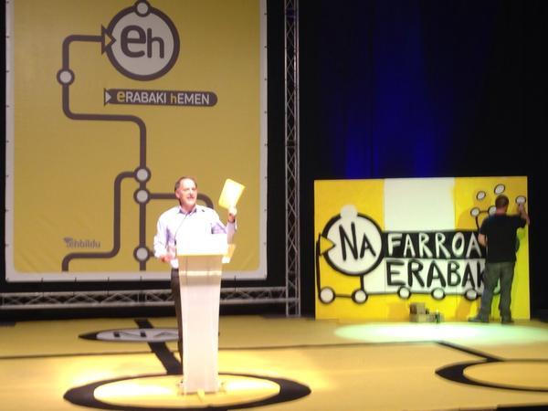#NafarroakErabaki: zerbait garrantzitsuaren abiapuntua