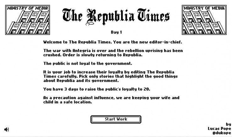 the republia time