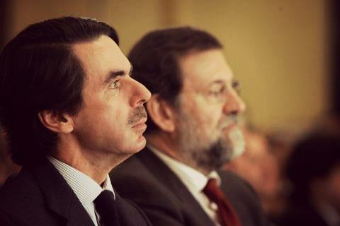 Aznar eta Rajoy
