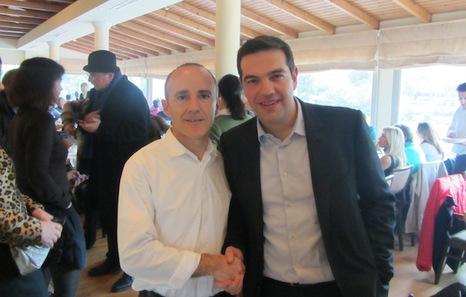 Juaristi eta Tsipras