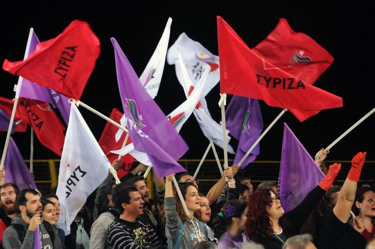 syriza Grezia