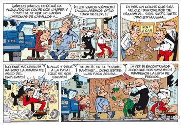 mortadelo eta filemon