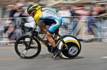 Lance Armstrong berriro tourrera