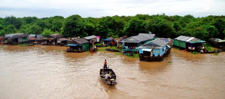 Ur gaineko herriak - Floating villages
