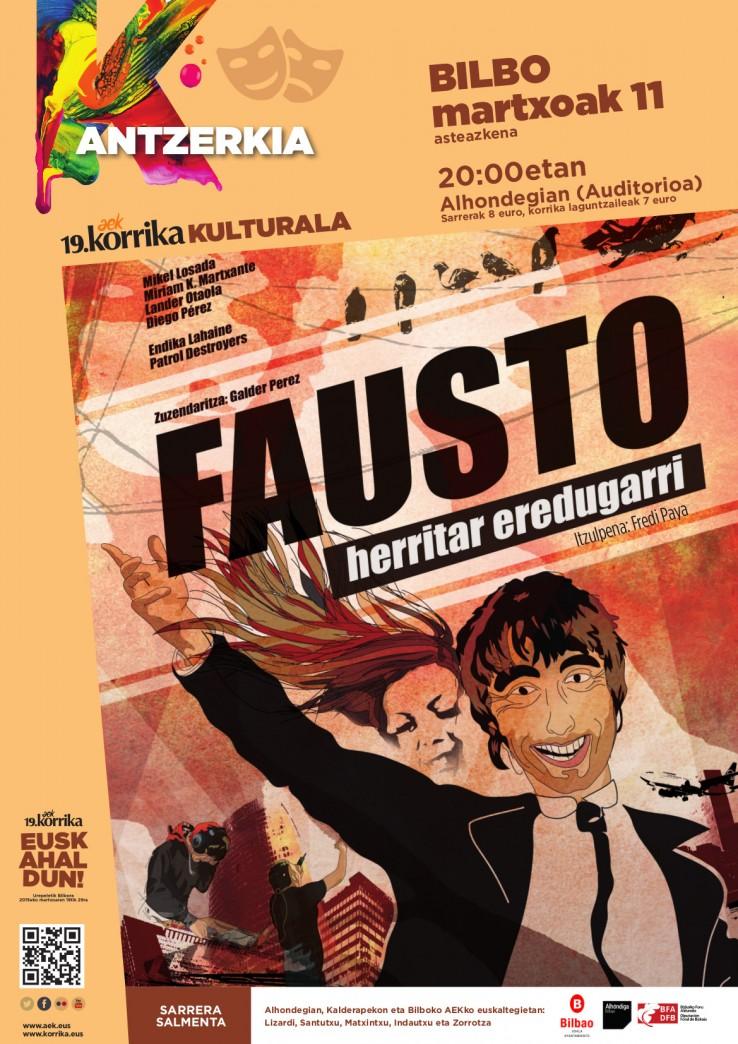 Korrika Fausto_Bilbo
