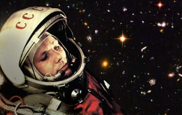 Gagarinek bai, ikusi zuen Jainkoa zeruan