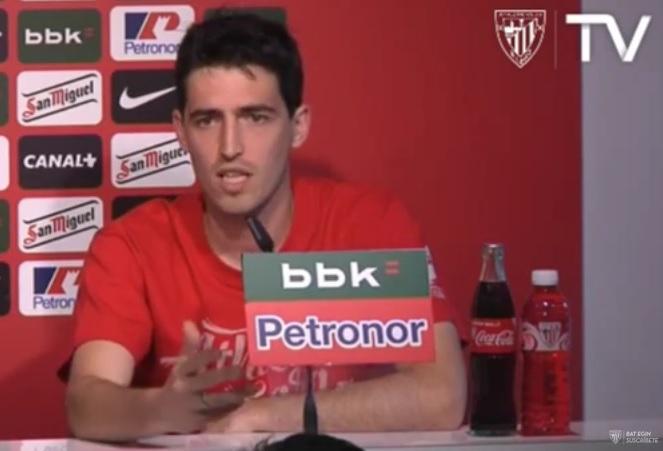 Andoni Iraola - Ondo etorri Athleticen historiara!