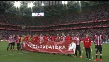 #denokbatera, Athletic! (bideoa)