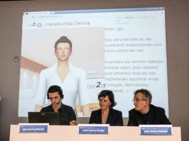 Ber2Tek: hizkuntza, ahots eta multimedia teknologiak hizkuntzen industriaren zerbitzura