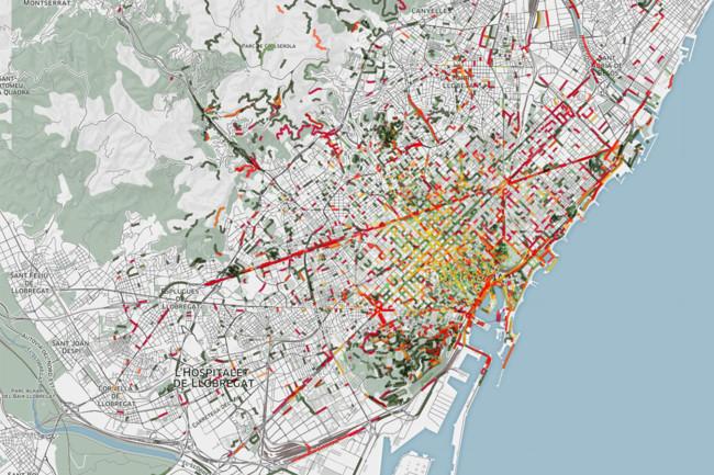 Smelly Maps: Zer usain du zeure herriak?