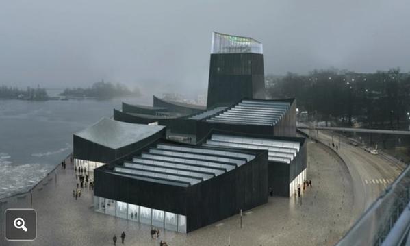 Guggenheim museoak - Helsinki