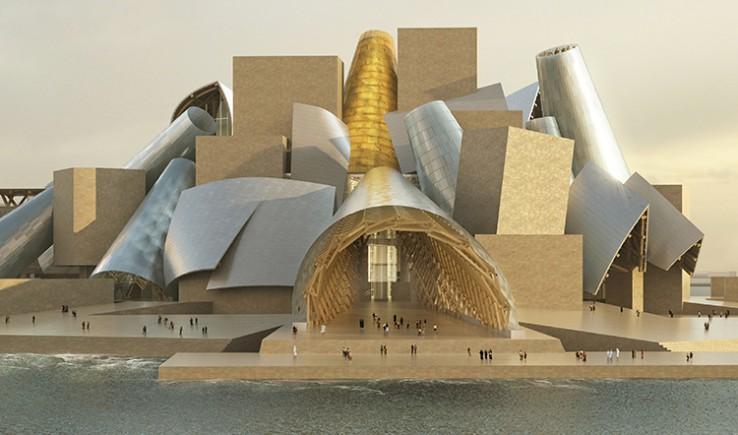 Guggenheim museoak - Abu Dabhi