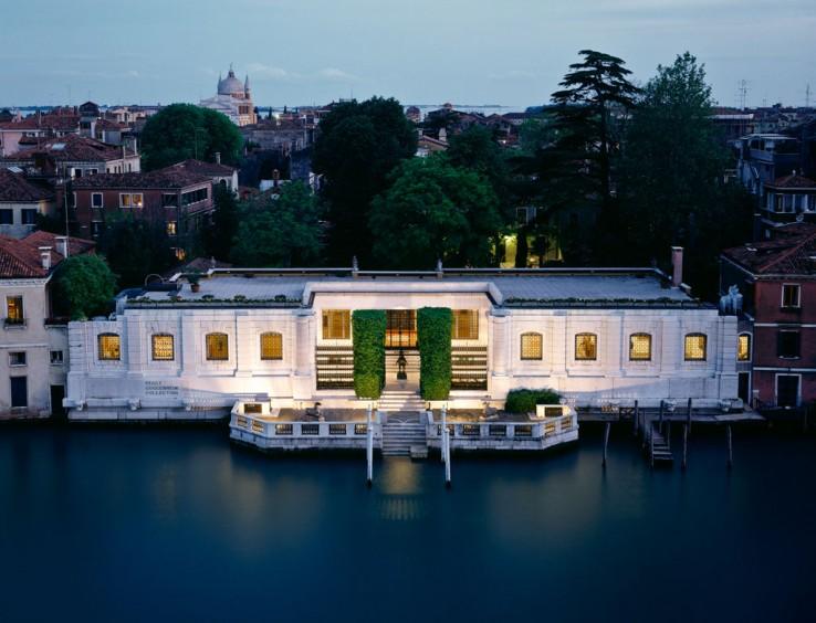 Guggenheim museoak - Venezia