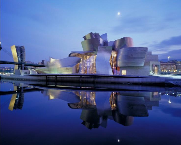Guggenheim museoak - Bilbo