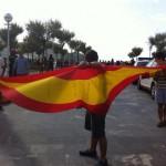 Espainiaren eskuzabaltasuna Donostiara heldu da